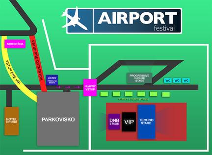 Vizualizácia festivalu