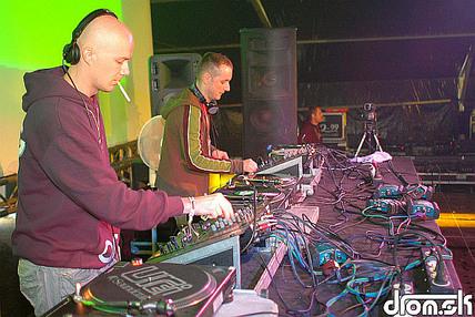 DJ Breeth (Michal Jančat) & DJ Schimek