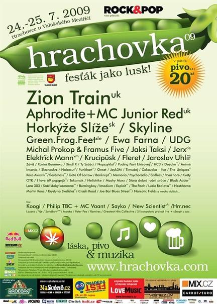 Hrachovka 2009
