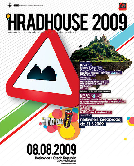 Hradhouse 2009