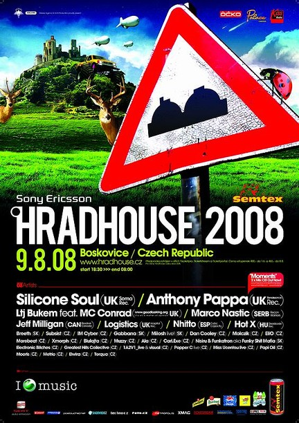 Hradhouse 2008