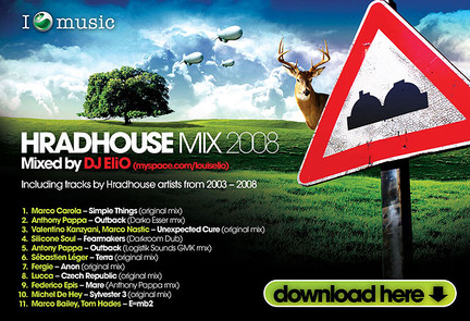 Hradhouse 2008 - Download mix