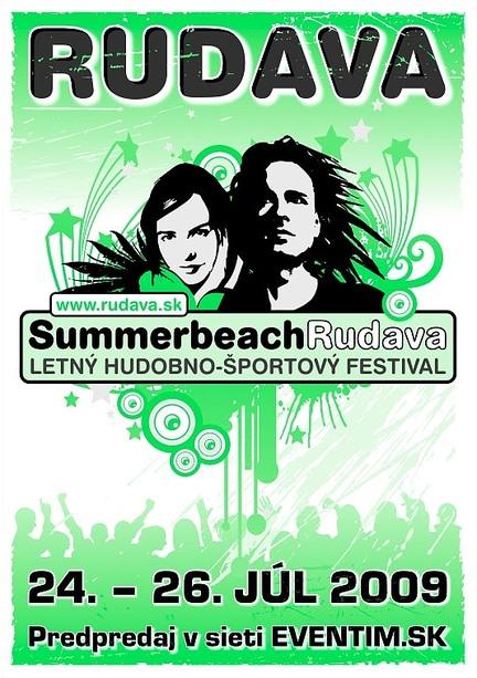 Rudava Summer Beach 2009