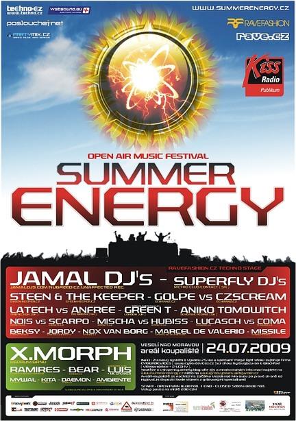 Summer Energy 2009