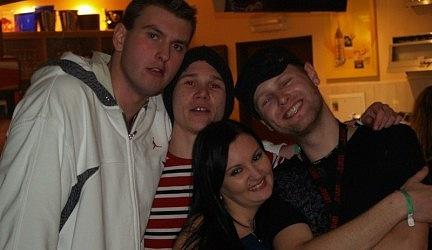 150 bpm party 16.1.2009