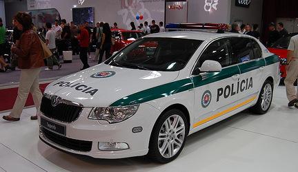 Autosalón 2009 - Incheba Bratislava