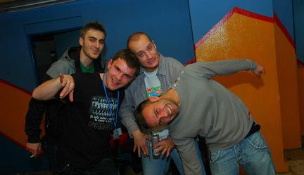 Back2Love, V klub, Prešov - 19.11.2010