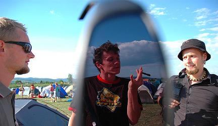 Bažant Pohoda 2006 - očami mojich okuliarov :)