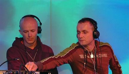 Bažant Pohoda 2006 - Schimek & Breeth, Darren Emerson