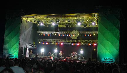 Bažant Pohoda 2006 - Stereo MCs, The Frames, Babylon Circus a Chicks on Speed