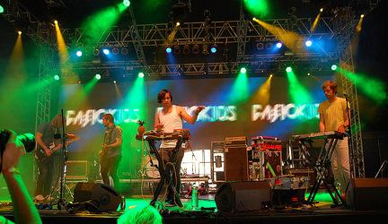 Bažant Pohoda 2010 - Atmosféra festivalu, Casiokids, Scissor Sister, Moustache