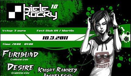 Biele Kocky 10, 18.3.2011, Fest Club 69, Martin