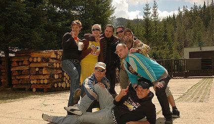 Chata Jeleň 18.-19.4.2009, Vernár - fotky od Admina
