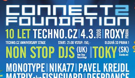 Connect 2 Foundation, aneb 10 left TECHNO.CZ