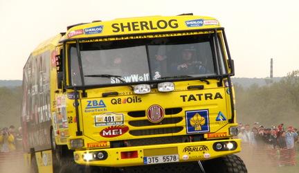 Photos from Dakar series 2008 (25.4.2008) - Veszprem by hudri