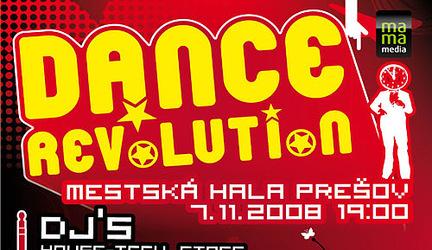 Dance Revolution 2008 - Prešov