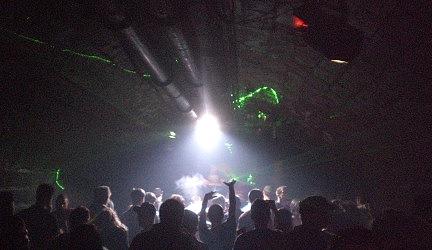 DNB.SK @ Subclub presentz SILVER, 12.12.2008, Bratislava