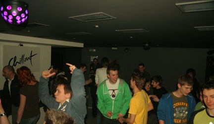 DOWN UNDER vol.5, 4.3.2011, Chillout club, Žilina by Speedy