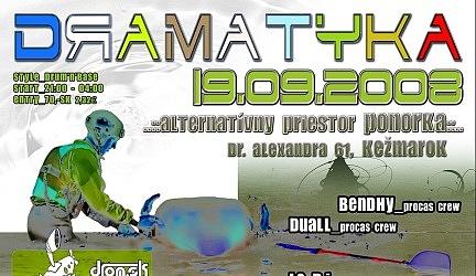 Dramatyka 19.9.2008-Ponorka club
