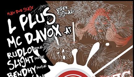 Drumphonic 9 - Stars Košice @ 27.9.2008