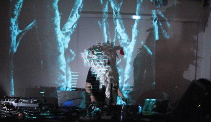 Easterndaze night, 10.12.2010, Stanica, Žilina