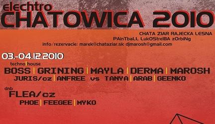 ELECHTROCHATOWICA_2010, 3.- 4. 12.2010, Chata Žiar, Rajecká Lesná by Kataklyzma
