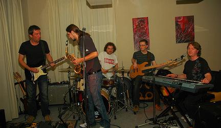Fotky z koncertu košicko-prešovskej kapelky Groovin' Heads!