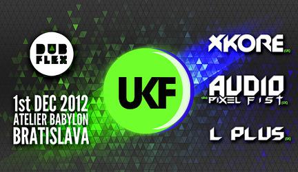 UKF Dubflex 1st Dec 2012