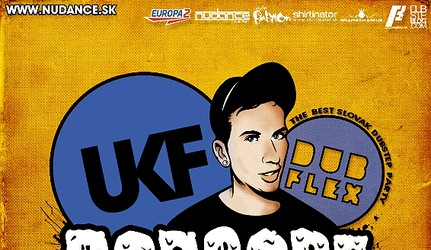 Fotoreport UKF with Borgore