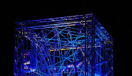 Giant street theatre @ Sziget 2008
