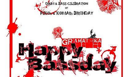 Happy Bassday @ 15.03.2008 - Ponorka, Kežmarok [mark&rauman]