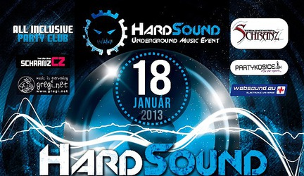 Hard sound Crecer B.day Bash