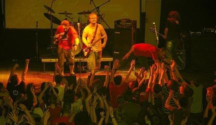 Horkýže Slíže - Roxy Praha - 20.5.2006