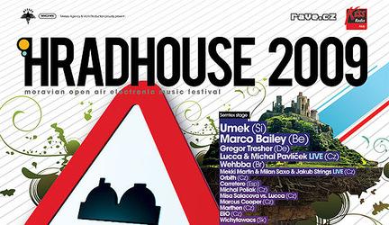 Hradhouse 2009 (časť 1)