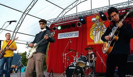 Millas Groove @ 22.9.2006 - koncert v Starej Ľubovni