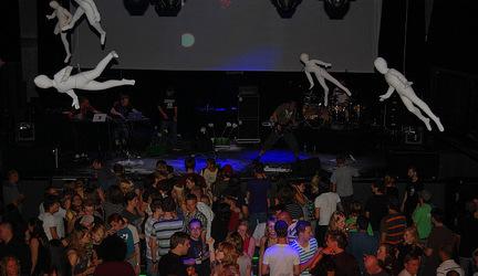 Mute Sounds - 26.06.2009, Paard van Troje / Den Haag