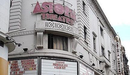 Pendulum live @ astoria  london