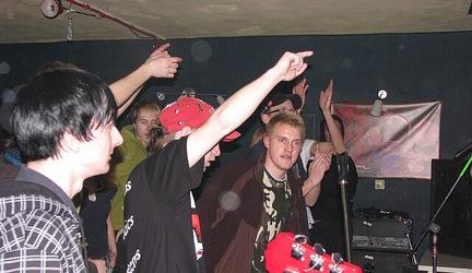 Ponorka Underground Rotate punk v PONORKE