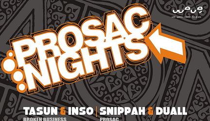 PROSAC NIGHTS 09 @ WAVE PREŠOV