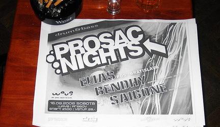Prosac Nights