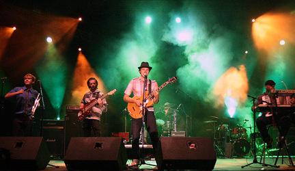 Rudava 2009 - Hudba z marsu
