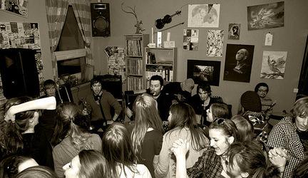 Smola a Hrušky, Unplugged, 11.03.2011, Art caffe Groteska