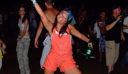 Sun Dance Open Air - Beach Party Domaša