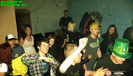 SVEZARM CALLING #11 with dj LIXX , 19.3.2011, Zelený dvor, Spišské podhradie