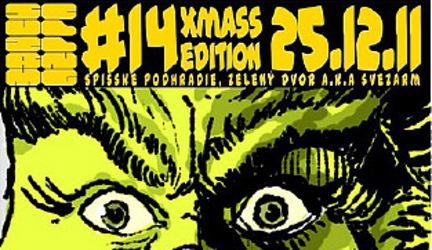 SVEZARM CALLING 14 XMASS EDITION