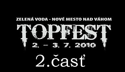 Topfest 2010 1.-2.-3.7.2010 časť.2- foto by nox