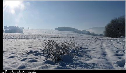 Zima resp. december 2010 mojim okom