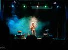 V popradskom Dome kultúry po dvoch rokoch opäť zahral gitarista, skladateľ a multiinštrumentalista Andrej Šeban. Tentokrát prišiel s projektom Live, ktorý odohral úplne sám. Počas koncertu využil rôzne zvukové nástroje ako kvapkajúca infúzia, blikajúci ventilátor alebo v úvode fujara.