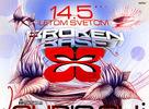 """Siedme pokračovanie žúrky Broken Base máme za sebou tak rekapitulujeme v podobe fotoreportu. Tentokrát nám promotéri priviezli maďarského, svetovo uznávaného dja menom Chris.SU, ktorý ako sám povedal: """"U vás na Slovensku sa dokážu ľudia baviť lepšie ako u nás..."""""""