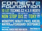 """Fotky zo skvelých 10. narodenín techno.cz kde vystúpili: Matrix aka Fishguard (techno.cz) DJs: Non-Stop-DJs (UK), Toky (SK), Nika77 (techno.cz), Monotype (techno.cz), Pavel Krejdl (techno.cz), Deepdance (techno.cz), Besta (techno.cz), Ash, Face (techno.cz), Machine Funck (AON). Výkon TOKYho nemá zmysel hodnotiť, ale osobne mi sedel Deepdance, ktorý hral od 5:00 a dokázal celkom solidne rozhýbať celé moje telo ;-)<br /> <a href=""""https://www.drom.sk/fotky/connect-2-foundation-aneb-10-let-techno-cz-cast-2"""" title=""""2.čast fotiek z 10. narodenín techno.cz"""">2. časť fotiek</a>"""